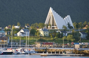 Tromso, Arctic Cathedral